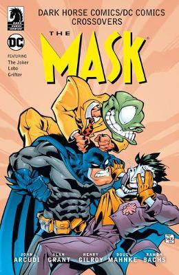 Dark Horse Comics/dc Comics: The Mask (Paperback)