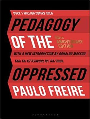 Pedagogy of the Oppressed: 50th Anniversary Edition (CD-Audio)