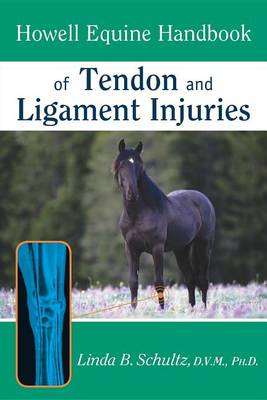 Howell Equine Handbook of Tendon and Ligament Injuries (Hardback)