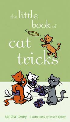 The Little Book of Cat Tricks (Hardback)