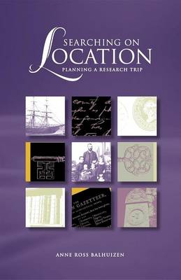 Searching On Location: Planning a Research Trip (Hardback)