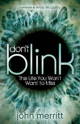 Don't Blink: The Life You Won't Want to Miss (Paperback)
