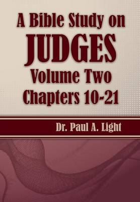 A Bible Study on Judges, Volume Two (Paperback)