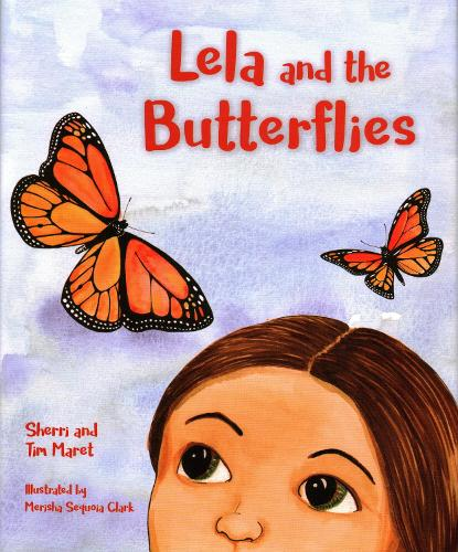Lela and the Butterflies (Hardback)