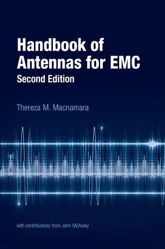 Handbook of Antennas for EMC, Second Edition (Hardback)