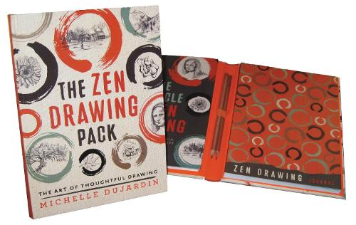The Zen Drawing Pack: The Art of Thoughtful Drawing (Hardback)