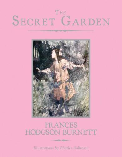 The Secret Garden - Knickerbocker Children's Classics (Hardback)