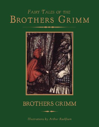 Fairy Tales of the Brothers Grimm - Knickerbocker Children's Classics (Hardback)
