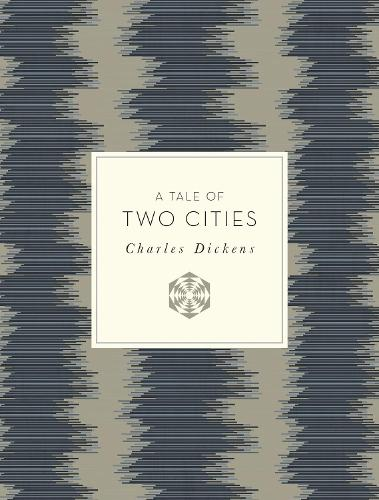 A Tale of Two Cities - Knickerbocker Classics (Paperback)