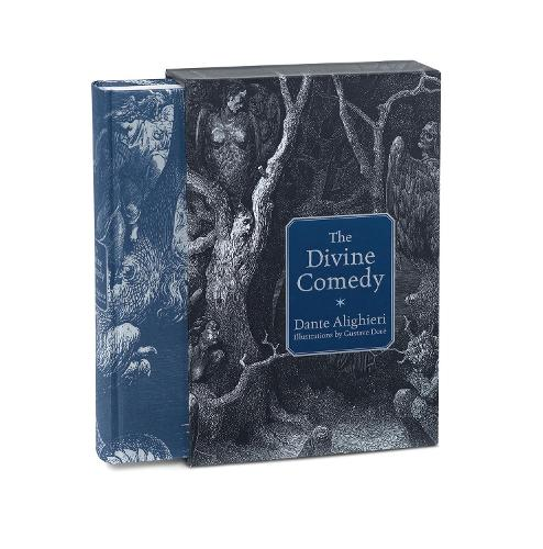 The Divine Comedy - Knickerbocker Classics (Hardback)