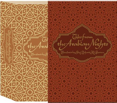 Tales from the Arabian Nights - Knickerbocker Classics (Hardback)