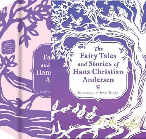 The Fairy Tales and Stories of Hans Christian Andersen - Knickerbocker Classics (Hardback)