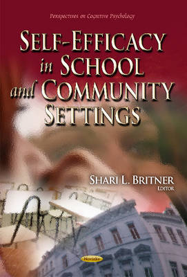 Self-Efficacy in School & Community Settings (Paperback)