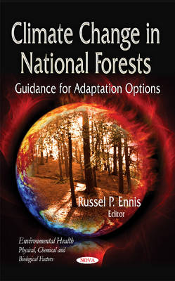 Climate Change in National Forests: Guidance for Adaptation Options (Hardback)
