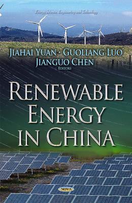 Renewable Energy in China (Hardback)
