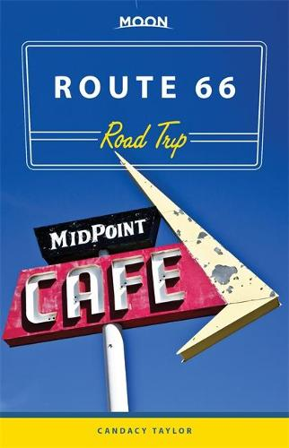 Moon Route 66 Road Trip (Paperback)