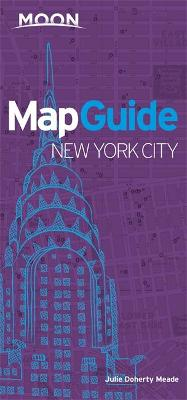 Moon MapGuide New York City (7th ed) (Paperback)