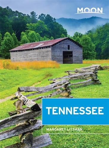 Moon Tennessee (7th ed) (Paperback)