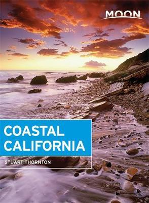Moon Coastal California (Fifth Edition) (Paperback)