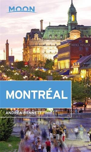Moon Montreal (Paperback)