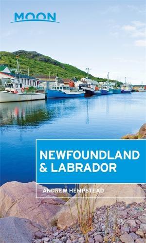 Moon Newfoundland & Labrador (Paperback)