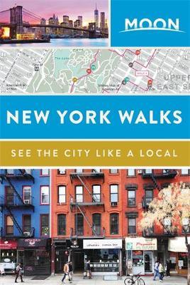 Moon New York Walks (Paperback)
