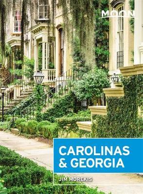 Moon Carolinas & Georgia (Second Edition) (Paperback)