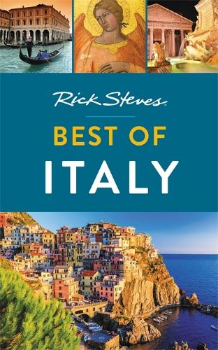 Rick Steves Best of Italy (Second Edition) (Paperback)