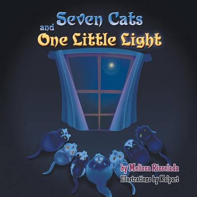 Seven Cats and One Little Light (Paperback)