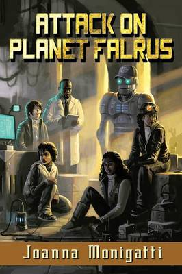 Attack on Planet Falrus (Paperback)