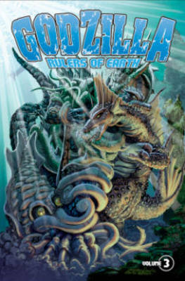 Godzilla: Rulers of Earth Volume 3 (Paperback)