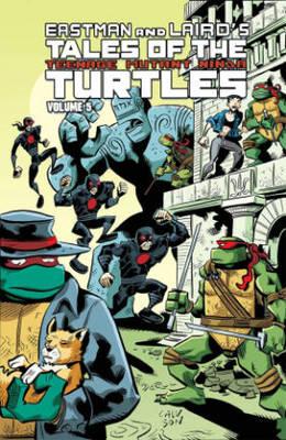 Tales Of The Teenage Mutant Ninja Turtles Volume 5 (Paperback)