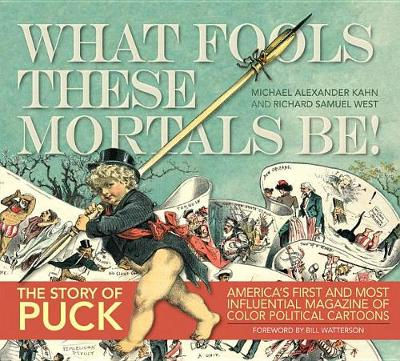 Puck What Fools These Mortals Be (Hardback)