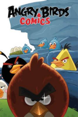 Angry Birds Comics Volume 1 Welcome To The Flock (Hardback)