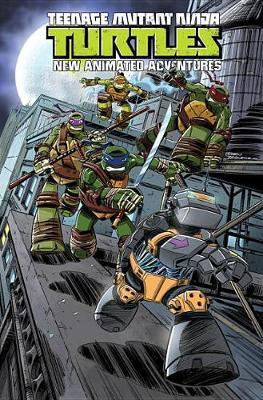 Teenage Mutant Ninja Turtles: New Animated Adventures Volume 3 - TMNT New Animated Adventures 3 (Paperback)