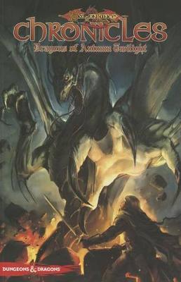 Dragonlance Chronicles: Dragons of Autumn Twilight Volume 1 (Paperback)