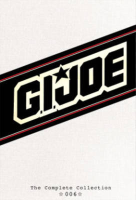G.I. Joe The Complete Collection Volume 6 (Hardback)