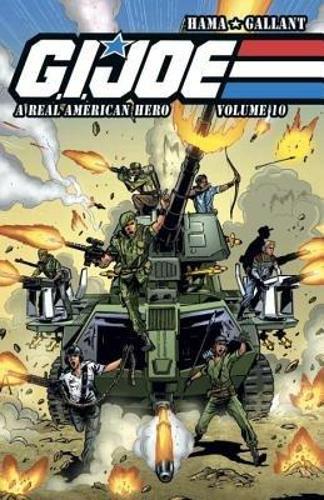 G.I. Joe A Real American Hero, Vol. 10 (Paperback)