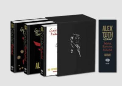 Genius Collected Alex Toth Slipcase Set (Hardback)