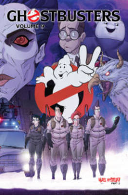 Ghostbusters Volume 9 Mass Hysteria Part 2 (Paperback)