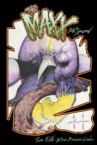 The Maxx Maxximized Volume 3 (Hardback)