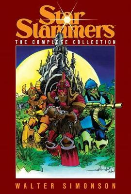 Star Slammers The Complete Collection (Hardback)