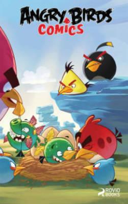 Angry Birds Comics Volume 2 When Pigs Fly (Hardback)