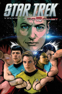 Star Trek Volume 9 The Q Gambit (Paperback)