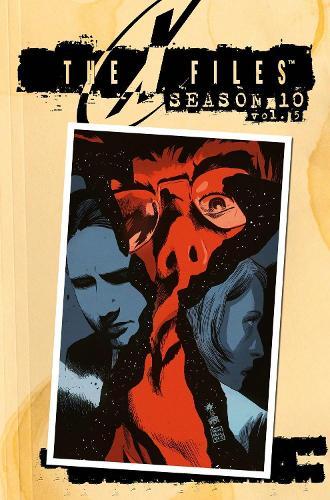 X-Files Season 10 Volume 5 (Hardback)