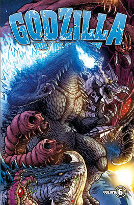 Godzilla: Rulers of Earth Volume 6 (Paperback)