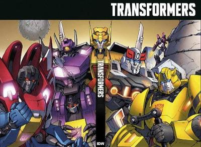 Transformers Robots In Disguise Box Set (Paperback)