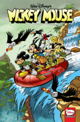 Mickey Mouse Timeless Tales Volume 1 (Hardback)