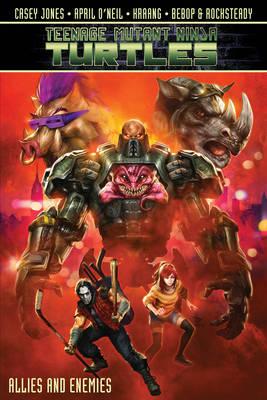 Teenage Mutant Ninja Turtles Allies And Enemies (Paperback)