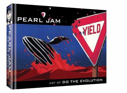 Pearl Jam: Art Of Do The Evolution (Hardback)